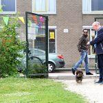 Inwoners in de wijk Voorstad in Deventer