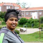 Vrouw in Voorstad Gezond in Deventer